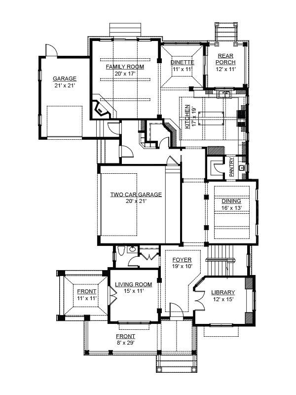417 Hudson Clarendon Hills Lm Custom Homes
