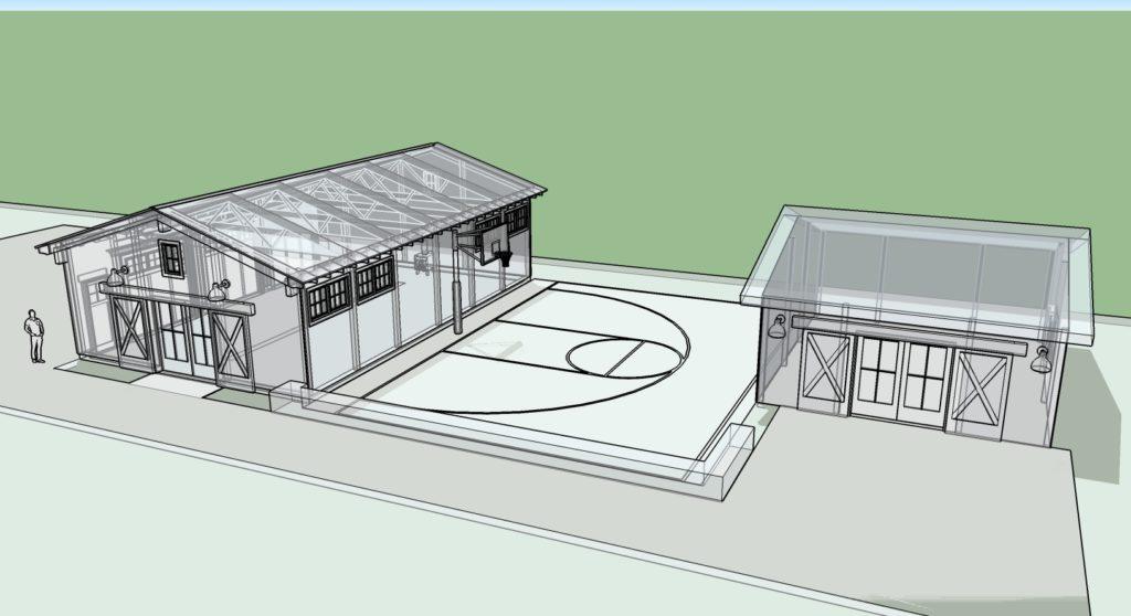 Barn 1 - Drawing View 4b (002)