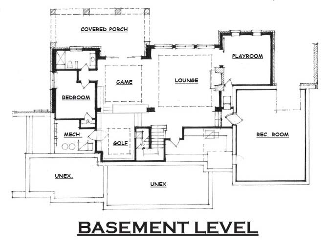 Burr-Ridge-Basement-Level